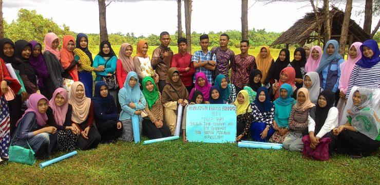 Pemberangkatan Rombongan Mahasiswa/i Prodi Biologi