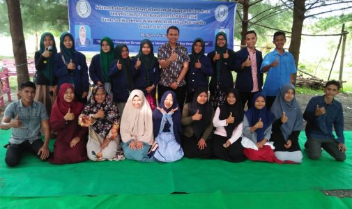 Istiqamah dan Yessi Meilina Terpilih sebagai Ketua Dan Wakil Ketua HMP PMAT 2018/2019