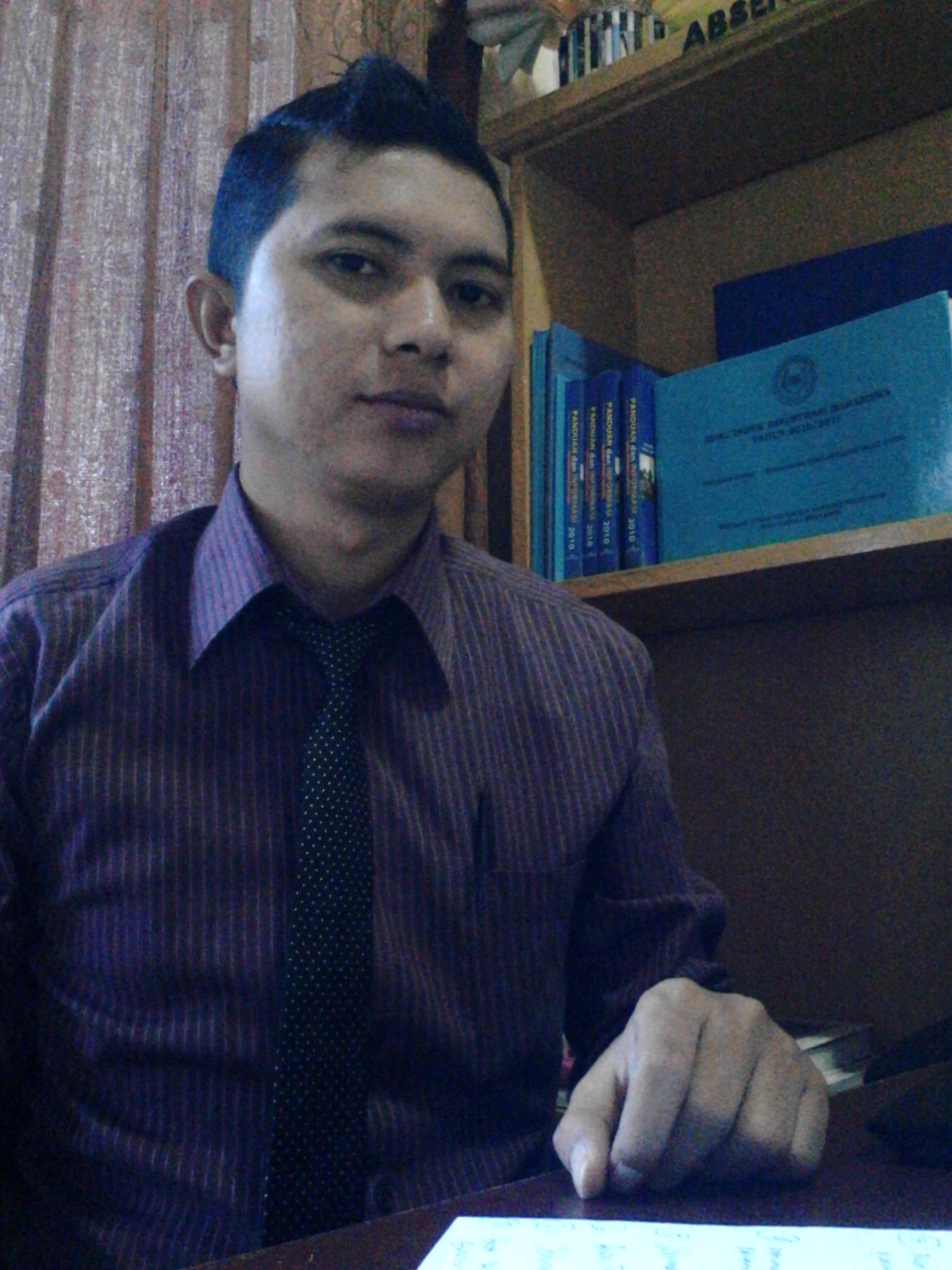 Febry Fahreza, M.Pd
