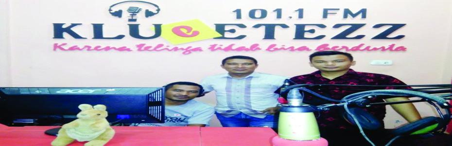 STKIP Bina Bangsa Meulaboh jalin kerjasama dengan KLUeETEZZ Radio Aceh Selatan
