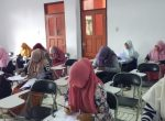 Antusias Peserta Seleksi Mahasiswa Baru Gelombang Kedua STKIP BBM