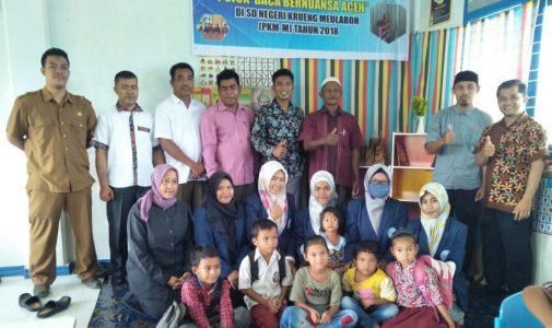 """PKM-M """"Pojok Baca Bernuansa Aceh"""""""