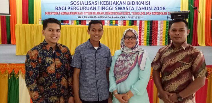 STKIP BBM Ikut Sosialisasi Bidikmisi PTS se-Aceh
