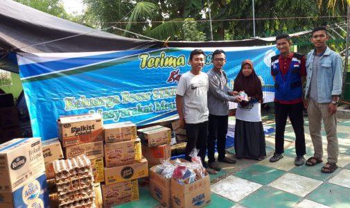 "Solidaritas Fray For Palu ""STKIP Bina Bangsa Meulaboh"""