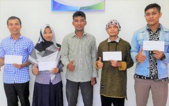 Organisasi STKIP BBM Mendapatkan Dana Dukungan Pelaksanaan Kegiatan Organisasi