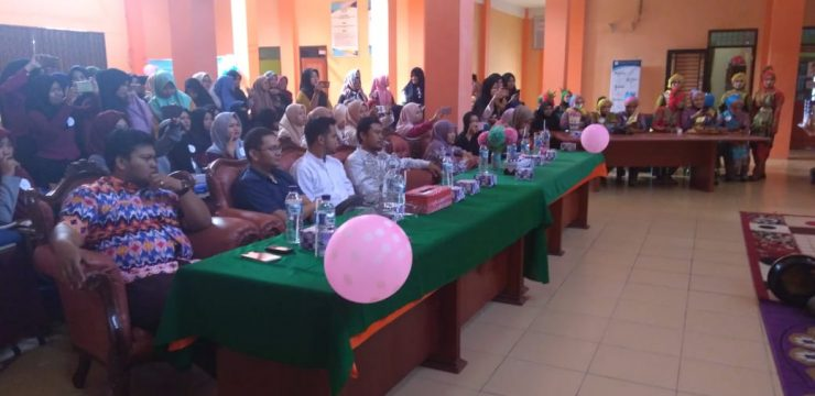 Kreasi Kebudayaan Mahasiswa PGSD STKIP Bina Bangsa Meulaboh