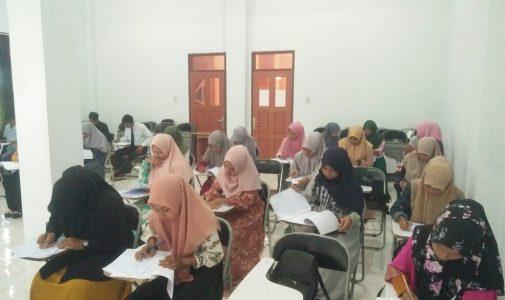 Seleksi Mahasiswa Baru Gelombang Pertama T.A 2019/2020 Berlangsung Sukses
