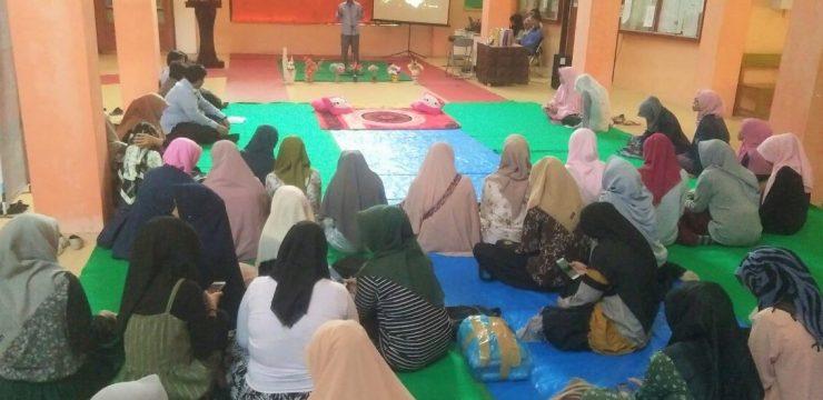 Ramadhan bersemi indah manfaatkan waktu beribadah