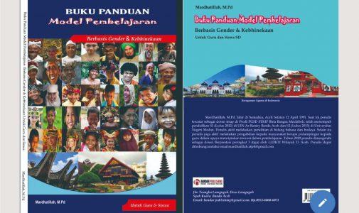 Dosen STKIP Bina Bangsa Meulaboh, Menulis Buku Model Pembelajaran Tematik Berbasis Gender dan Kebhinekaan
