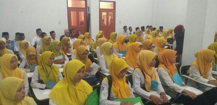 Selamat datang mahasiswa/i Baru Angkatan 2019-2020 STKIP Bina Bangsa Meulaboh