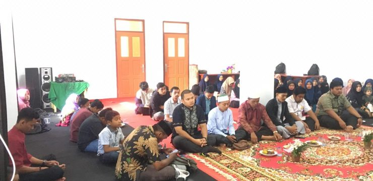 STKIP Bina Bangsa Meulaboh Adakan Maulid Nabi Muhammad SAW