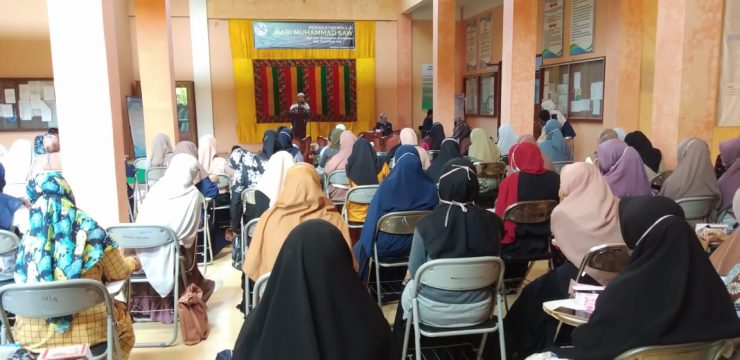 STKIP Bina Bangsa Meulaboh Memperingati Maulid Nabi Muhammad SAW
