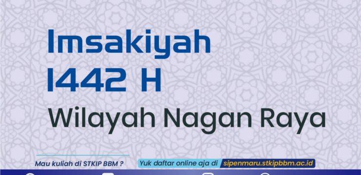 Imsakiyah 1442 H untuk Wilayah Nagan Raya